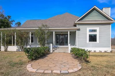 Conroe Single Family Home For Sale: 10885 Post Oak Drive