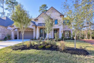 Conroe Single Family Home For Sale: 413 Rowan Pine Court