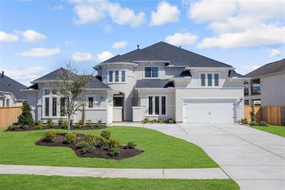 Katy TX Single Family Home For Sale: $641,758