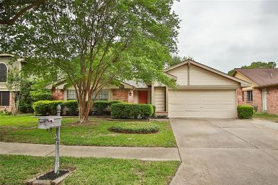 Spring Single Family Home For Sale: 18411 Hazycrest Drive
