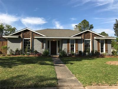 Friendswood Single Family Home For Sale: 16102 Tibet Road