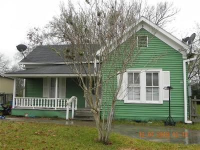 Lavaca County Single Family Home For Sale: 500 S Texana Street