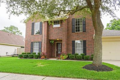 Pearland Single Family Home For Sale: 1912 Prairie Creek Drive