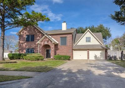 Katy Single Family Home For Sale: 23242 Diamond Knoll Court