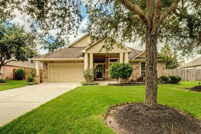 Seabrook Single Family Home For Sale: 1121 Carriage Court