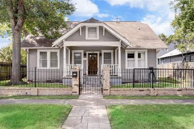 Houston Multi Family Home For Sale: 1135 Woodland Street