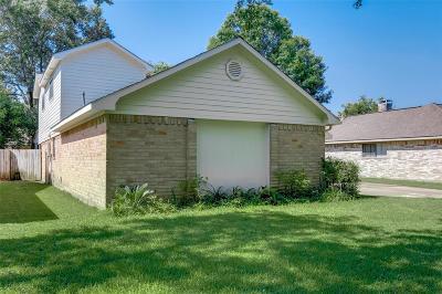 Katy Single Family Home For Sale: 21307 Park Royale Drive