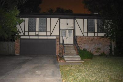 Houston Single Family Home For Sale: 8502 Rose Manor Drive