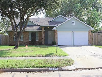 Deer Park Single Family Home For Sale: 1909 Eastwind Drive