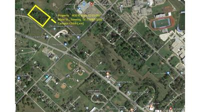 Sweeny Residential Lots & Land For Sale: Old Main -fm 524 Old Street
