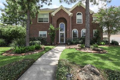 Friendswood Single Family Home For Sale: 408 Briar Glen Court