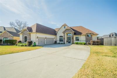 Montgomery Single Family Home For Sale: 11707 W Grand Pond Drive