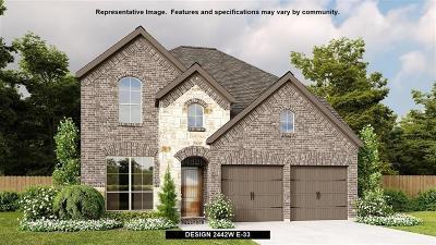 Richmond Single Family Home For Sale: 2730 Lemongrass Breeze Lane