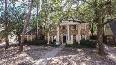 Houston Single Family Home For Sale: 427 Kickerillo Drive
