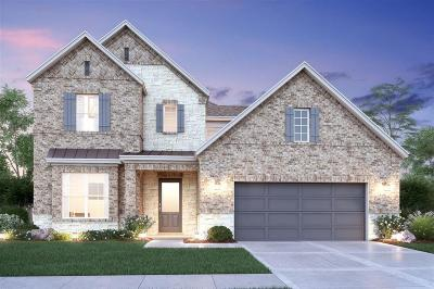 New Caney Single Family Home For Sale: 18957 Columbus Mill