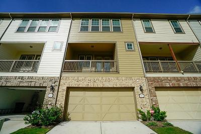 Cypress Condo/Townhouse For Sale: 9651 Towne Lake Parkway