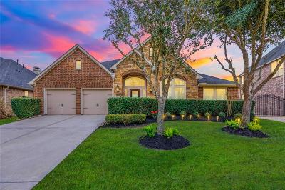 Fulshear Single Family Home For Sale: 6303 S Saddle Creek Lane Lane