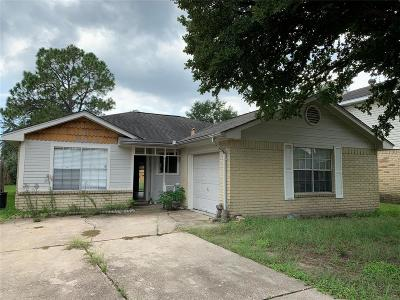 Cypress Single Family Home For Sale: 18711 Bridoon Drive