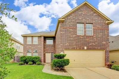 Conroe Single Family Home For Sale: 2018 Midlane Drive