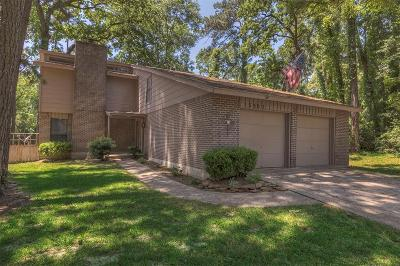 Willis Single Family Home For Sale: 15593 Corinthian Way