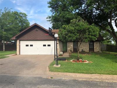 Schulenburg Single Family Home For Sale: 305 Matula Avenue