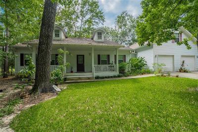 San Jacinto County Single Family Home Pending: 22345 Doral Drive