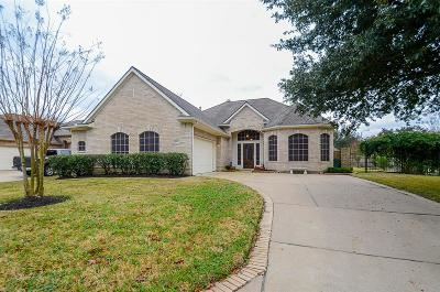 Katy Single Family Home For Sale: 4106 Sand Terrace