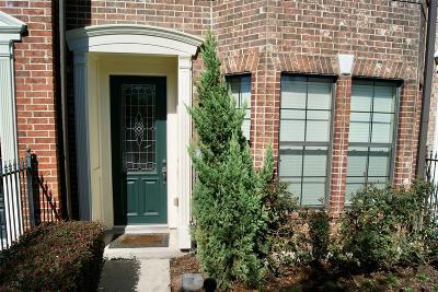 Condo/Townhouse For Sale: 2110 Shearn Street #B 28