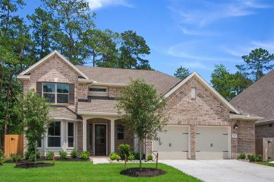 Conroe Single Family Home For Sale: 2636 Blooming Field Lane