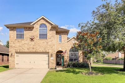 Pearland Single Family Home For Sale: 3625 Oak Bent Drive