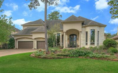 The Woodlands Single Family Home For Sale: 23 Player Green