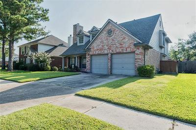 Tomball Single Family Home For Sale: 16135 Lakestone