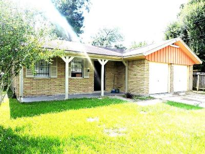 Houston Single Family Home For Sale: 6506 Hogue Street