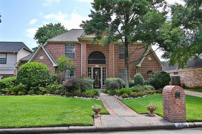Single Family Home For Sale: 16410 Graven Hill Drive