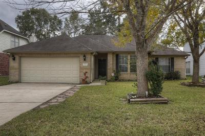 Conroe Single Family Home For Sale: 1906 Hunnington Drive