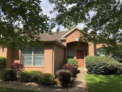 Sugar Land Single Family Home For Sale: 2914 Park Springs Lane