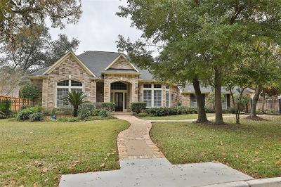 Houston Single Family Home For Sale: 531 West Forest Drive