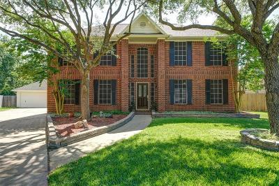 Seabrook Single Family Home For Sale: 2652 Seashore Drive