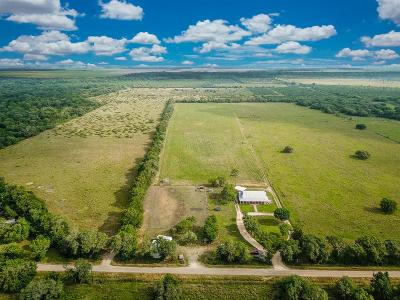 Wharton County Farm & Ranch For Sale: 4394 County Road 384
