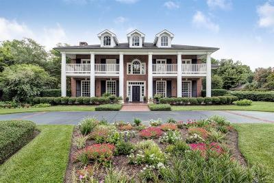Hunters Creek Village Single Family Home For Sale: 8 Glendenning Lane