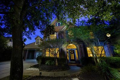 Spring Single Family Home For Sale: 5714 Oakmoss Trl