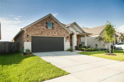 Katy TX Single Family Home For Sale: $254,900