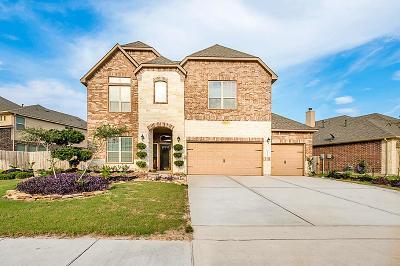 Spring Single Family Home For Sale: 5614 S Denham Ridge Lane