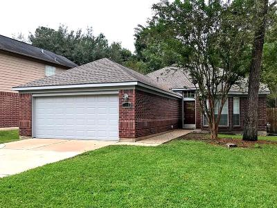 Kingwood Single Family Home For Sale: 3310 Appalachian Trail