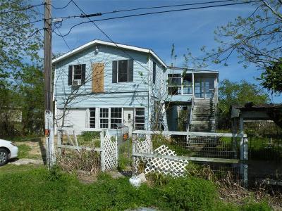 San Leon Single Family Home For Sale: 615 7th Street