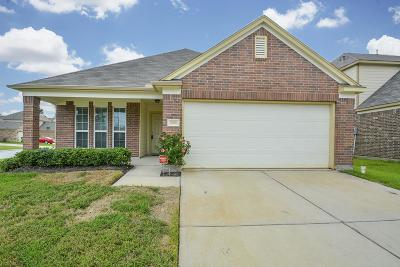 Humble Single Family Home For Sale: 17803 Aveleigh Lane