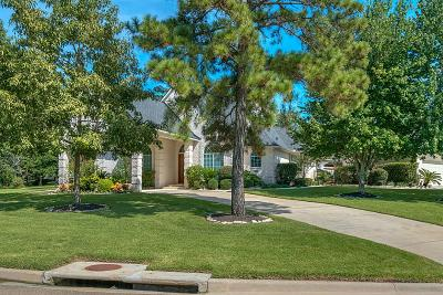 Conroe Single Family Home For Sale: 6038 W Longmire Trl