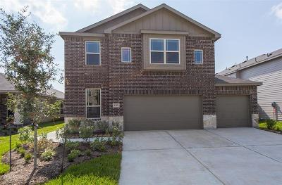 Katy Single Family Home For Sale: 2335 Northern Great White Crt