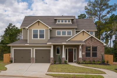 Tomball Single Family Home For Sale: 25307 Pinyon Hill