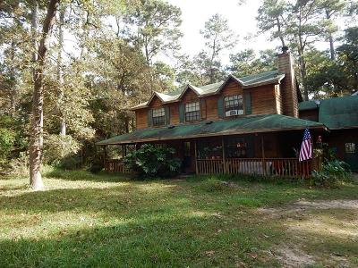 Single Family Home For Sale: 25610 Pipestem Drive